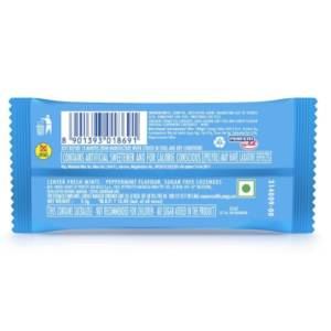 Check for the ingredients in the gum