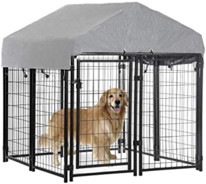 Folding Wire Dog Crates