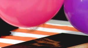 Balloon it away